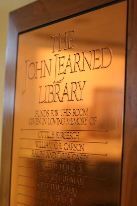 The John Learned Library