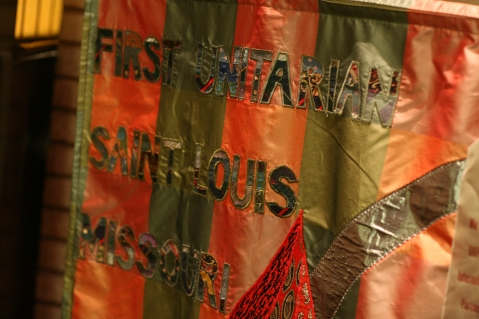 First Unitarian Saint Louis Banner